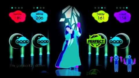 Down By The Riverside - Just Dance 2 Gameplay Teaser (US)