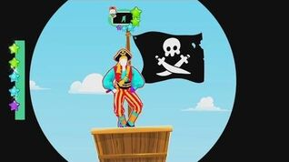 Fearless Pirate - Just Dance 2019 (Kids Mode)