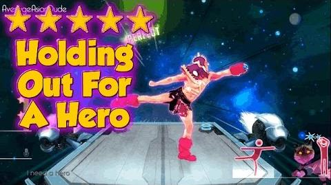 Just Dance 2015 - Holding Out For A Hero - 5* Stars