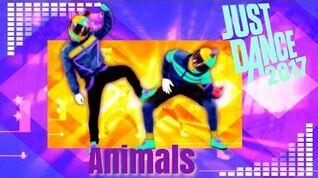 Just Dance 2017 unlimited Animals 5 stars