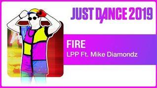 Just Dance 2019 Fire