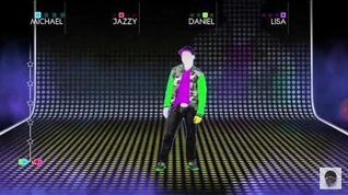 Just Dance 4 - Good Feeling (Puppet Master Gameplay)