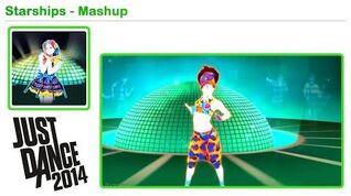 Starships (Mashup) - Just Dance 2014