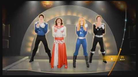 Abba You Can Dance Waterloo 5 stars wii on wii u