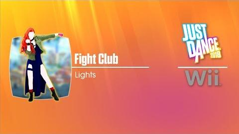 Fight Club - Just Dance 2018 (7th-Gen)