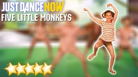 Five Little Monkeys - Just Dance Now