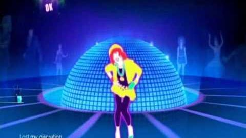 Just Dance 2014 December song I kissed a Girl Dance Mashup
