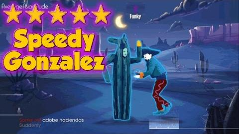 Just Dance 2015 - Speedy Gonzales - 5* Stars