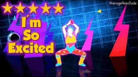 Just Dance 3 - I'm So Excited - 5* Stars