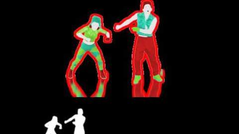 Just Dance 4 Extract - Tribal Dance