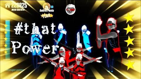 Just Dance Now - thatPOWER - 5 * Stars