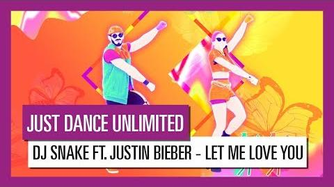 LET ME LOVE YOU (DJ SNAKE FT