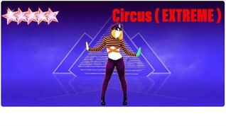 Circus ( EXTREME ) Britney Spears Just Dance Unlimited