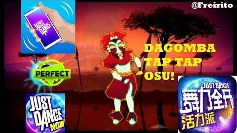 Dagomba - Sorcerer JUST DANCE NOW TapTap Osu!