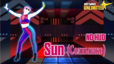 Just Dance Unlimited - Sun Солнышко (NO HUD)