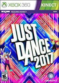 Just dance 2017 xbox 360 boxart