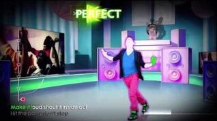 Make The Party (Don't Stop) - Just Dance 4 (Xbox 360)