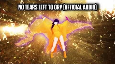 No Tears Left To Cry (Official Audio) - Just Dance Music