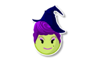 Witchsticker