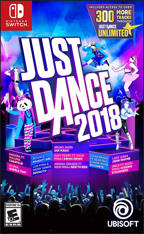 descargar just dance 2018 wii iso ntsc