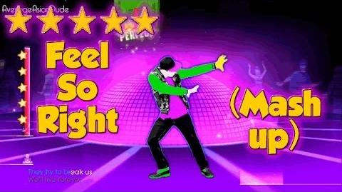 Just Dance 2014 - Feel So Right (Dance Mash-Up) - Alternative Mode Choreography - 5* Stars