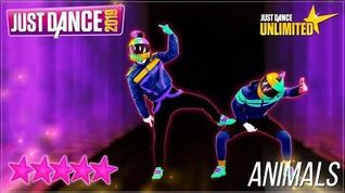 Just Dance 2019 - Animals