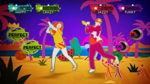 Just Dance 3 - Baby Zouk Dr