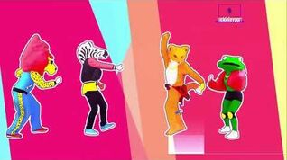 """Just dance 2018""""Watch me (whip nae nae"""