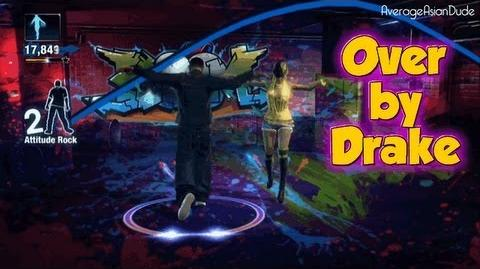 The Hip Hop Dance Experience - Over by Drake - Go Hard Difficulty