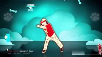 Who Let the Dogs Out? - Just Dance 2016-0