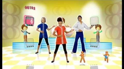 Just Dance Kids Funkytown Wii On Wii u