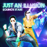 Justanillusion cover art