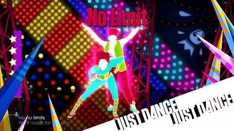No Limit - Just Dance 2016