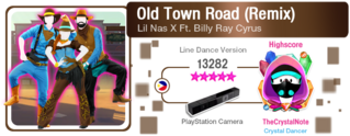 OldTownRoadALT M617Score