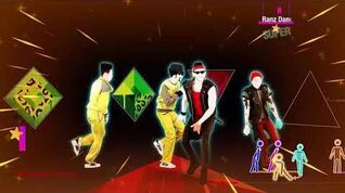Walk This Way Unlimited Just Dance 2015 4k