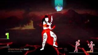 Where Have You Been - Just Dance 2014