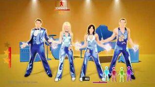 Just Dance 2020 ABBA - Mamma Mia (MEGASTAR)