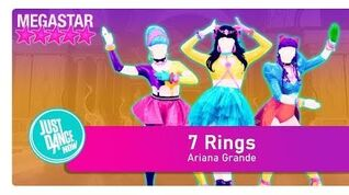 7 Rings - Just Dance Now
