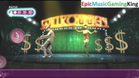 "Dance on Broadway Gameplay - ""Money, Money"" - High Score Of 126,250 Points"