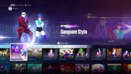 GangnamStyleDLC jd2016 menu