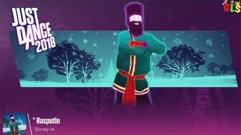Just Dance 2018 - Rasputin
