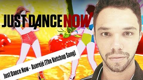 Just Dance Now - Aserejé (The Ketchup Song)