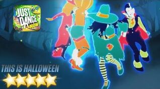 Just Dance Now - This Is Halloween 5 Stars
