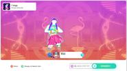 Экстремальная версия - Выбор танцора Just Dance 2020 (контроллер)