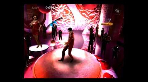 Blood On the Dance Floor - Michael Jackson The Experience (iPad)