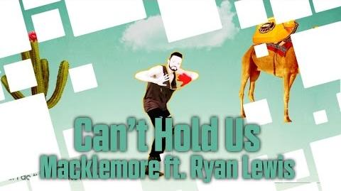 Can't Hold Us - Just Dance 2014