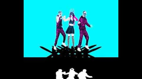 Just Dance 2014 Extract Where Have You Been (On-Stage)