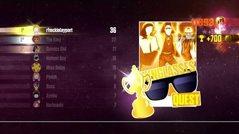 Just Dance 2016 - Dance Quest (Sunglasses Quest - Dance Master) - 5 17