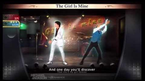 The Girl Is Mine - Michael Jackson The Experience (PS3)
