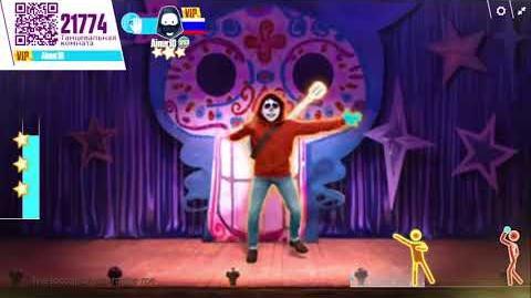 Un Poco Loco - Just Dance Now